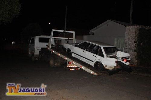 Acidente aconteceu na Rua Artur Nogueira