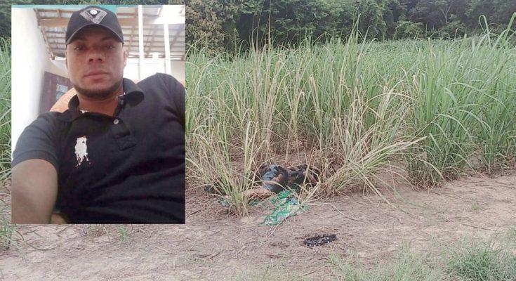 corpo encontrado carbonizado em canavial identificado