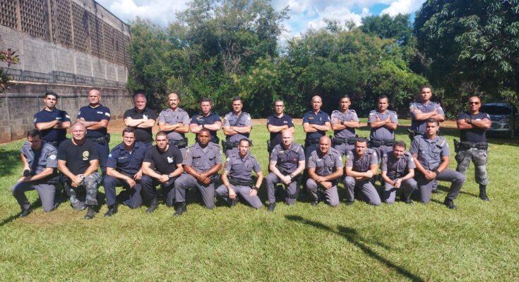 Polícia Municipal participa de treinamento de técnicas ...
